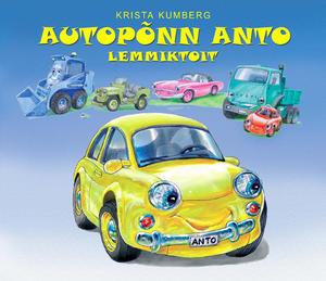 Autopõnn Anto lemmiktoit