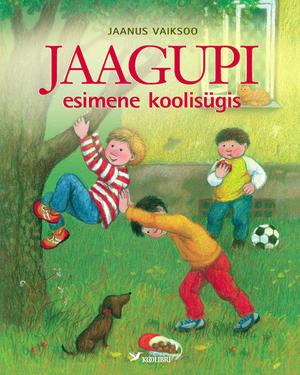 Jaagupi esimene koolisügis